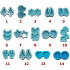 Silicone Earring Pendant Jewelry Resin Mold Casting Mould Tool Epoxy Making U0b2