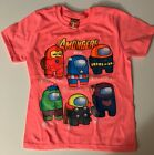 Among Us  graphic tees for kids  great quality print