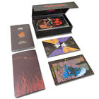 Game Cyberpunk 2077 Tarot Cards Board Game Card Cosplay Prop Collectibles Gift
