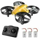 Mini Drone for Kids and Beginners: Remote Control Quadcopter  Assorted Colors