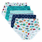 New Only Boys Boy's Assorted Sea Print Briefs 5 Pack