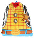 Trade Mark Collections Limited Woody Drawstring Bags & Accessories Synthetic -