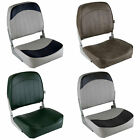 Wise Low Back Boat Seat Foam Padding UV Treated Mildew Resistant Multiple Colors