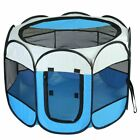 """36"""" Oxford Portable Pet Puppy Soft Tent Playpen Dog Cat Folding Cage Crate House"""