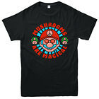 Mushrooms Are Magical Super Mario T-Shirt Funny Video Game Lovers Adult Kids Top
