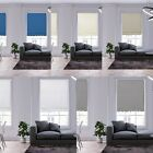 Scalloped Roller Blinds Easy Fit Child Safety Cut To Size Fixing Incl Blind