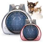 Tough-Shell Collapsible Pet Dog Carrier Bag Cat Backpack Double Shoulder Bags