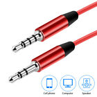 3.5mm Stereo Audio Male To 2 Female Headphone Mic Splitter Cable Cord Adapter E