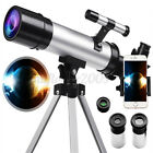 Refracting 90X Astronomical Telescope Night Vision HD View Space Star Moon Image picture