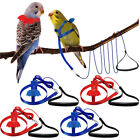 Adjustable Pet Bird Harness Leash For Pet Parrot Outdoor Flying Training Rope