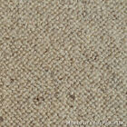 5 Metre Wide Carpet - Beige / Grey - 100% Wool Berber