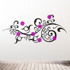 Floral Wall Stickers, Floral wall art
