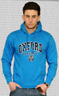 Oxford University Hoodie-Saphire Blue-S,M,L,XL-Sweat