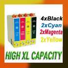 10 COMPATIBLE INK FOR EPSON STYLUS SERIES PRINTERS