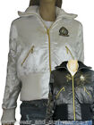 Southpole ladies padded Jacket in Black or White BNWT
