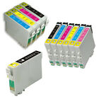 4 Compatible Ink Cartridges replace T0711 -T0714 T0715