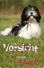 +++ LHASA APSO - METALL WARNSCHILD FUN SCHILD - PSO 04