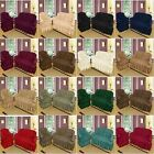 Large Jacquard Sofa Settee Covers ALL SIZES/COLOURS 1, 2, 3 Seater / arm chairs