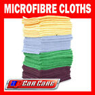 Multi Bulk Pack Micro Fibre Microfibre Cloths Cloth Waxing