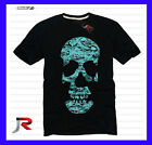 BNWT Mens J&R T-shirt RRP$44.95 Blue Skull Black sz M L XL
