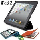 Magnetic Slim Smart Cover Back Gel Case in 1 Stand for iPad 2 5 colours in UK