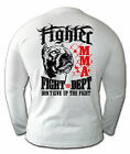 Long-sleeved t-shirt MMA Ideal for Gym,Training,MMA Fighters,Sport,Casual wears!