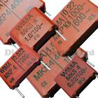 Metallized Polyester Film Capacitors 1/2.2/3.3/4.7/68/100/220/330/470/nF/uF
