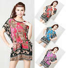 Fashion 2011 New Ethnic womens tops casual blouse T- shirt D303 4 colour