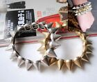 1pc Fashion Spike Stud Stretch Bracelet 2-color Great Quality Free Shipping