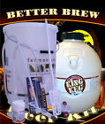 King Keg Complete Starter Kit All you Need (Better Brew - 7 to Choose from)