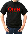 HT021 T-Shirt Walhalla Thor Sleipnir Wikinger Asgard - 5XL Odin King of Kings