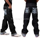 """TIME IS MONEY """"DOLLAR RIMS"""" MENS BOYS BAGGY LOOSE FIT JEANS LONG WEAR TURN UPS"""