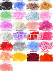 1000 pcs Silk Rose Petal Wedding Party Decoration Multiple Colors Available