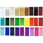 Satin Ribbon Double Sided Colourful - 3mm 6mm Wide You Choose Length 5m 10m 20m