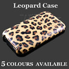 NEW STYLISH LEOPARD SERIES CASE COVER FITS APPLE IPHONE 3G 3GS FREE SCREEN GUARD