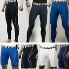Mens Compression Under Base Layers Shorts Long Pants Tights Leggings Gear Skin