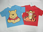 BNWT disney winnie or tigger t-shirt / top.early baby,newborn,0 3 6 9 12mths