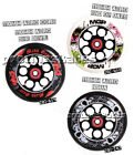 Madd Gear She Devil , End of Days , Ninja 110mm Scooter Wheel inc K1 Bearings