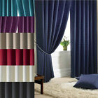Luxury Lined Curtains - Tape Top Madison