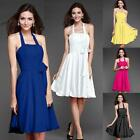 2014 New Formal Birthday Ball Prom Evening Bridesmaid Cocktail Celebration Dress