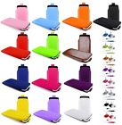 M-PULL TAB POUCH CASE COVER + HANDS FREE HEADSET fOr Samsung Monte GT-S5620