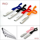 Hairdressing Razors, Hair STYLING Cutting Razor, Barber Hairdresser Pink Black