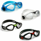 KAYENNE Clear Lens GOGGLE Mask Swim Diving Aqua Sphere Triathlon ADULT Anti-Fog