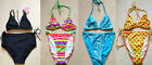 BRAND NEW LADIES TRIANGLE TOP BIKINI SIZE 10 12 38 BRIEFS SHORTS ASSORTED STYLES