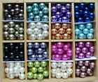 15pcs x 20mm Faux Pearl Beads Large Size In 15 Colours Crafts Jewellery Making