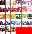 100 or 200 Pcs - Glass Pearl Round Beads - 8mm size - FREE UK Postage