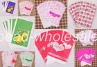 Wholesale 50pcs Pretty Pattern Plastic Jewelry Gift Bag 152*90mm