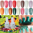 Hot Nail Art Soak Off Polish UV Glitter Color Gel UV lamp Tips Manicures 15ml 03