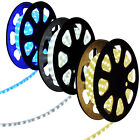 50Ft Flexible Neon LED Rope Light Home Outdoor Cafe Holiday Decorative Tube Opt