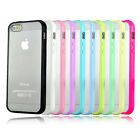 NEW Top Grade Hard MATTE PC & Soft GEL Cases Cover For Apple iPhone 5 5G 5th Gen